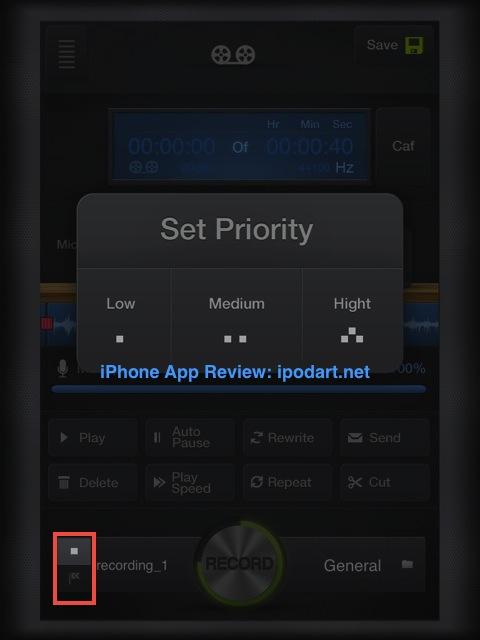 아이폰 아이패드 스마트 레코더 Smart Recorder Pro HD
