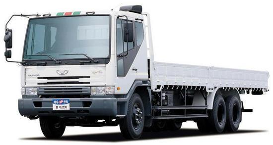 1997-2003 차세대트럭의 모습
