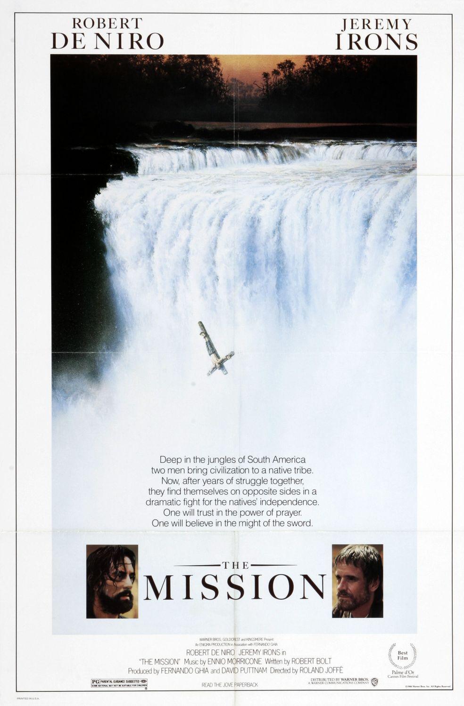 영화 미션의 포스터
