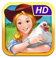 아이패드 타임매니지먼트 게임 팜프린지3 Farm Frenzy 3 HD