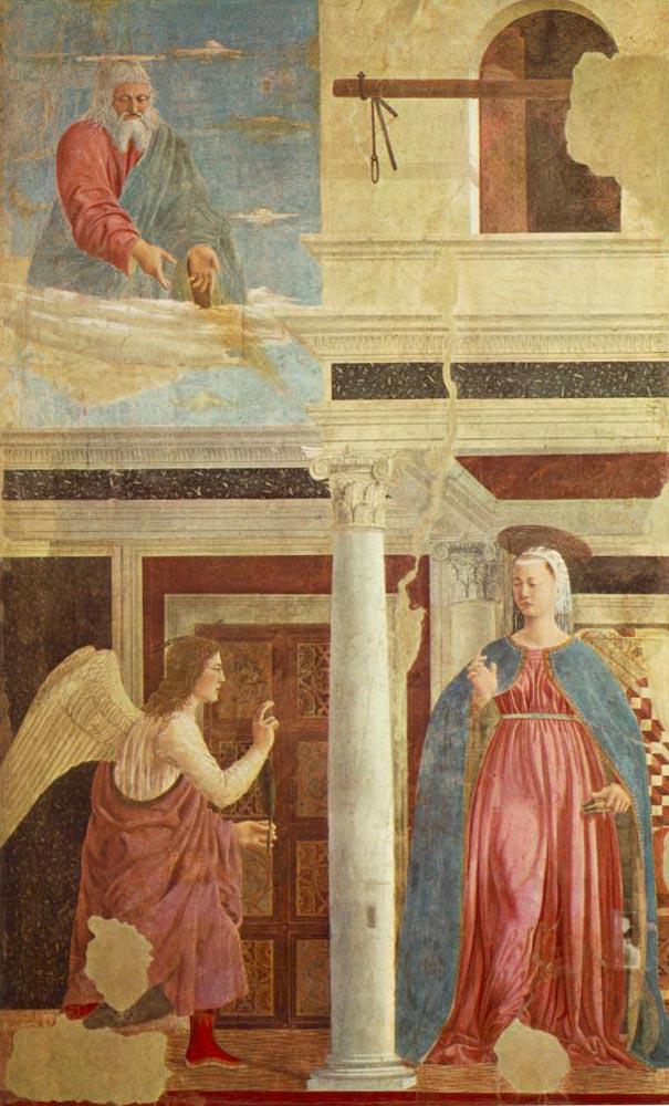 아기용의 잡동사니 블로그 | 피에로 델라 프란체스카 (Piero della Francesca)의 작품들 (화가)