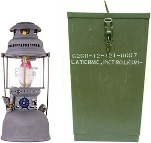 [Petromax] 829B/500HK German ARMY BUNDESWEHR 1962