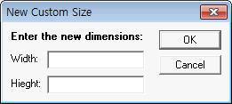 윈도 우 해상도 ( 창 크기 ) 조절 프로그램             Size-O-Matic 3