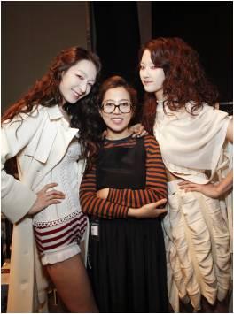 서울 패션 위크 이지은 디자이너 패션쇼…패턴부터 실루엣까지 '호평'_2