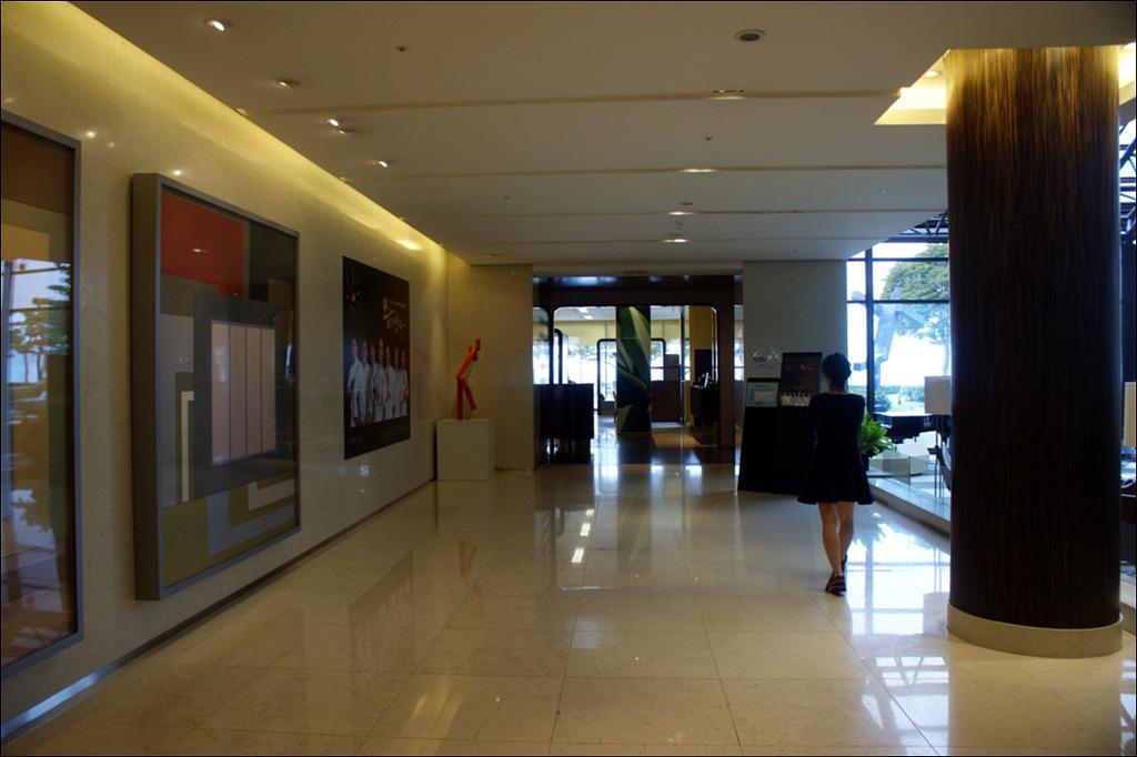 파라다이스 호텔 실내 인테리어사진2