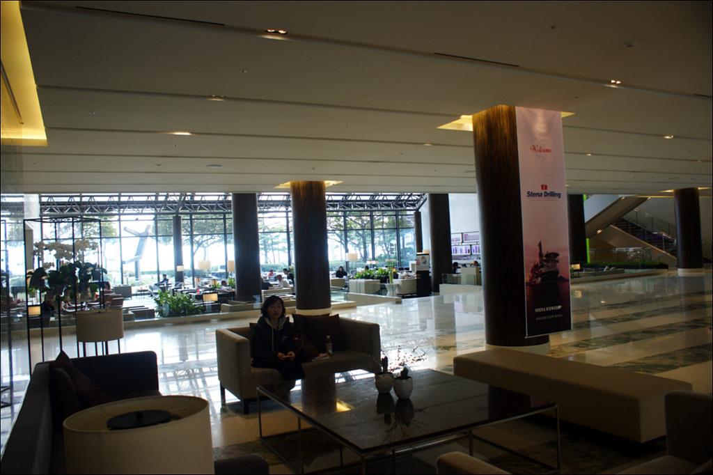호텔 로비 사진1