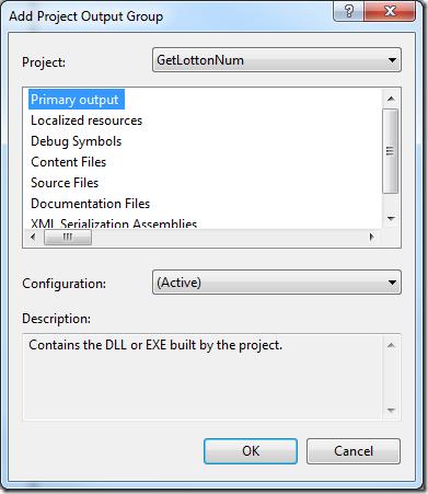 selectprojectgroups
