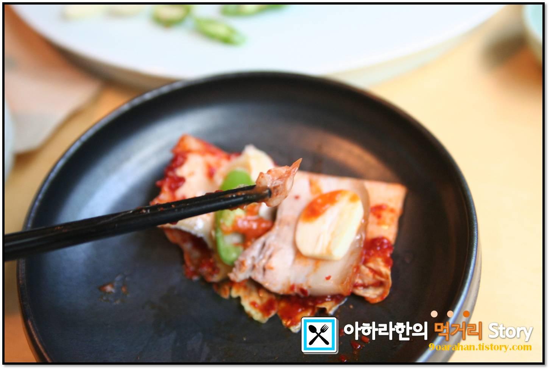 [여의도 모다고다 / 여의도 맛집] 국시와 맛있는 요리가 있는 모다고다를 소개합니다.