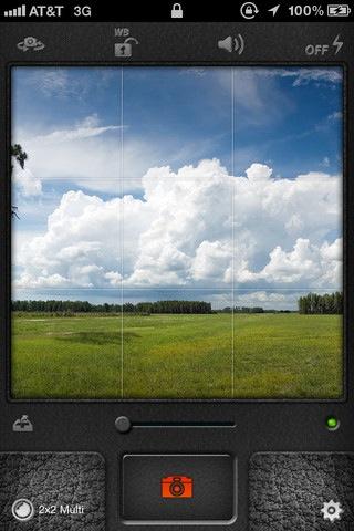 아이폰 사진 Squara