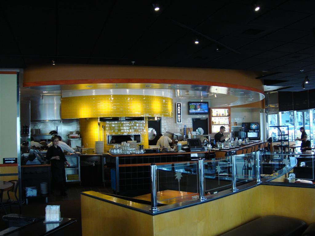 California Pizza Kitchen Bellevue