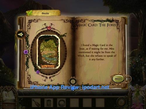 아이패드 퍼즐 어드벤처 게임 Awakening - Moonfell Wood HD