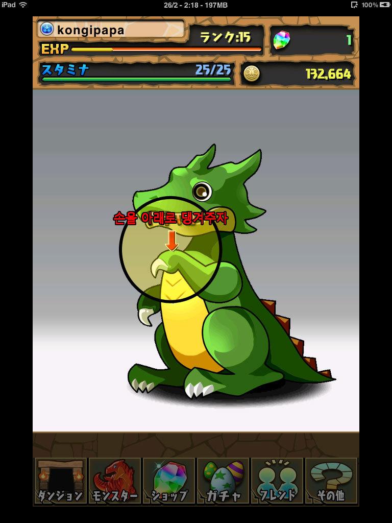 puzzle&dragon 가챠