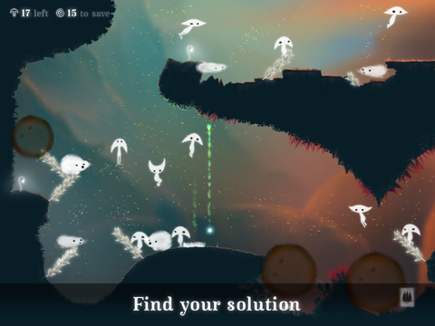 아이패드 추천 퍼즐 게임 Spirits for iPad