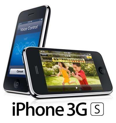 iPhone 3GS 아이폰 3GS