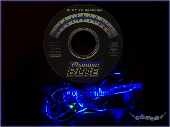 Phantom Blue - Built To Perform / 1994