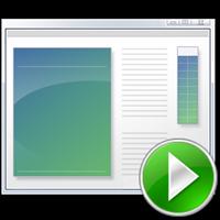 Autorun icon (c) Microsoft
