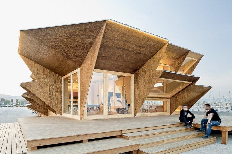 Iaac endesa pavilion 5osa - Natura casa barcelona ...