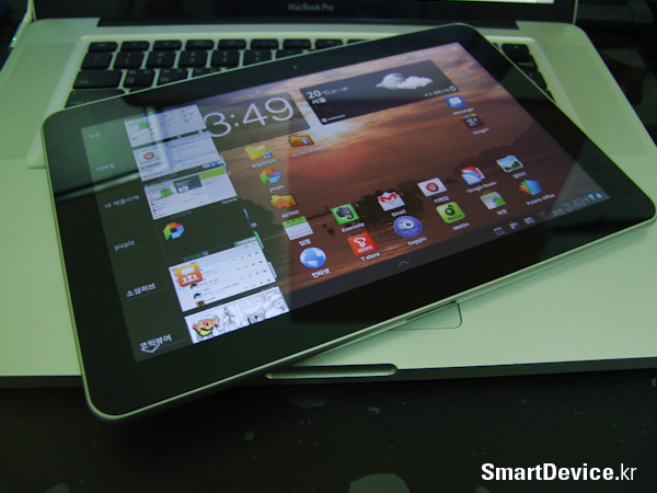 갤럭시탭 10.1, 허니콤 어플, 허니콤, 갤럭시탭, 태블릿, 태블릿PC,