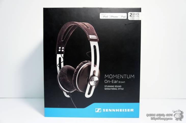 sennheiser, momentum, onear, 젠하이저, 모멘텀, 온이어, 후기, 리뷰, 개봉기