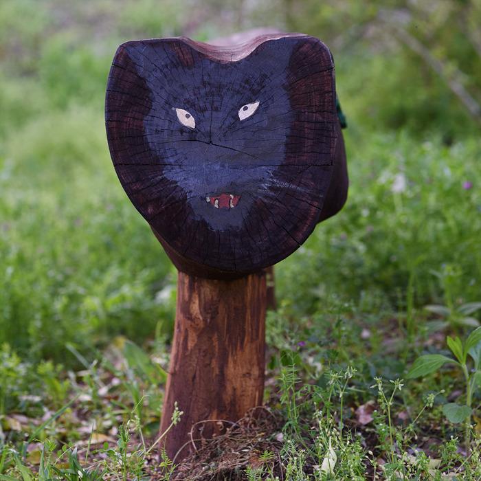 나무 표범