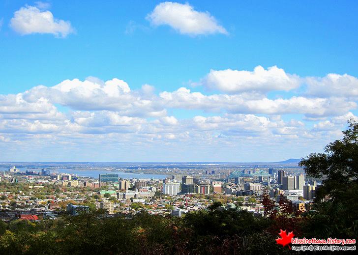 캐나다 동부여행 몬트리올 몽 로열 공원