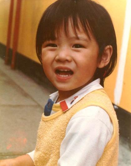 손예진 어렸을 때 사진