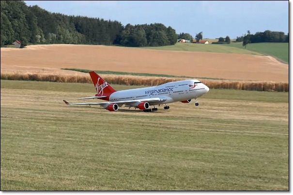 이것이 바로 세상에서 가장 큰 모형 비행기