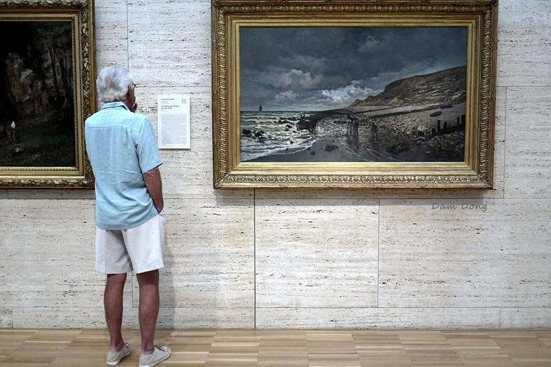 킴벨 미술관 Kimbell Art Museum - 루이스 칸(Louis I. Kahn)