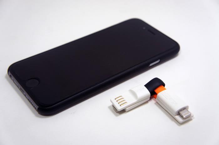 3개월만에 받은 아이폰 USB케이블 inCharge