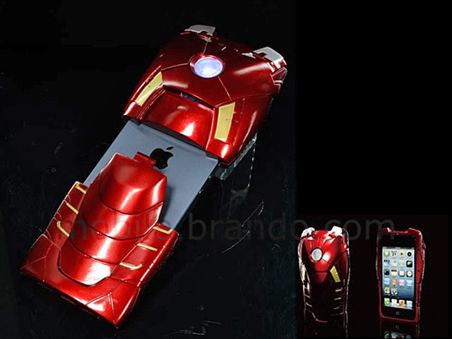Coque Ironman Iphone S
