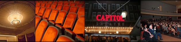 Gordon Square Arts District - The Capitol Theatre