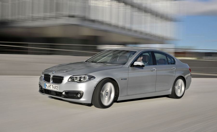 올해 상반기 가장 많이 판매된 수입차 BMW 520d