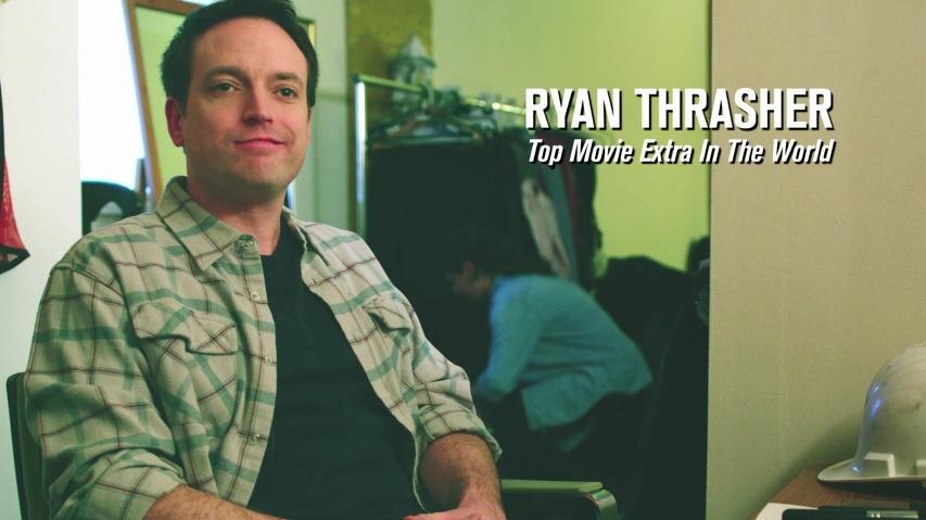 세계 최고의 영화 엑스트라(Top Movie Extra In The World), 라이언 트래셔(Ryan Thrasher)가 말하는 캐나다 영화 - 2014 캐나디언 필름 페스트(Canadian Film Festival) 온라인 광고영상 [한글자막]