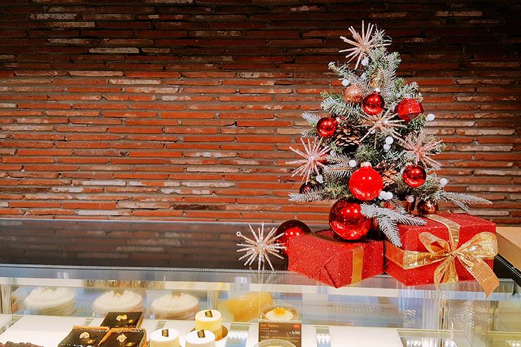 크리스마스케익 추천 디저트맛집 삼청동 맛집 디저트카페 여의도맛집 에릭케제르 2