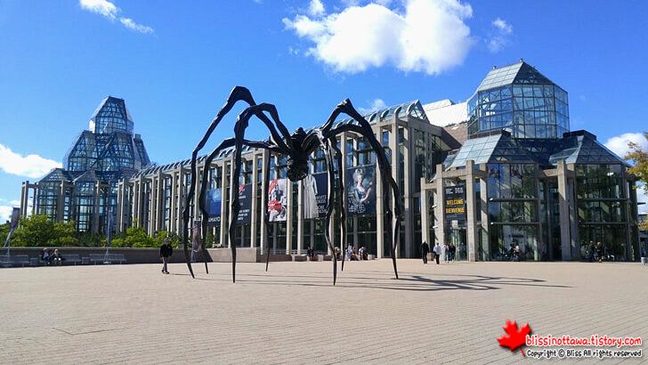 오타와 소재 캐나다 국립 미술관