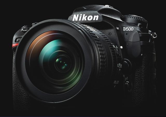 [알아보자]니콘 d500 (출시,가격,제원,성능)