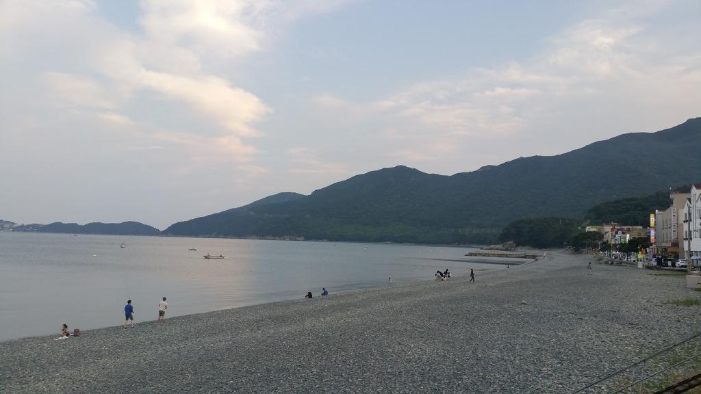[경남 거제] 학동 흑진주 몽돌해변, 신선대, 바람의언덕