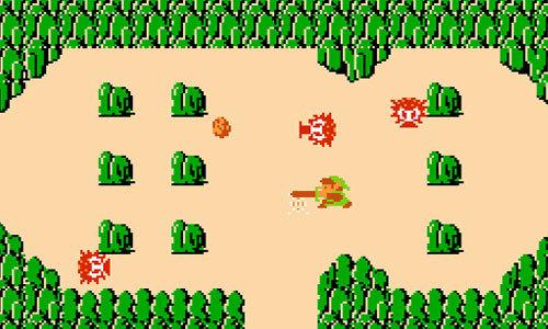 젤다의 전설 Legend of Zelda 1986