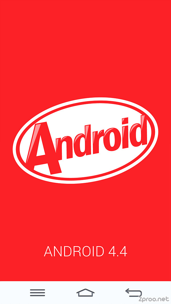 안드로이드 OS 킷캣 이스터 에그