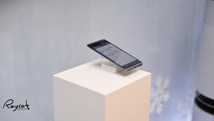 g휘센 에어컨 스마트폰과 연결