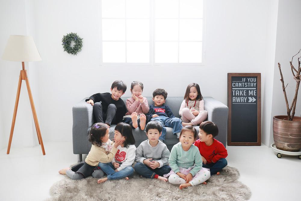 숲 어린이집 졸업사진3