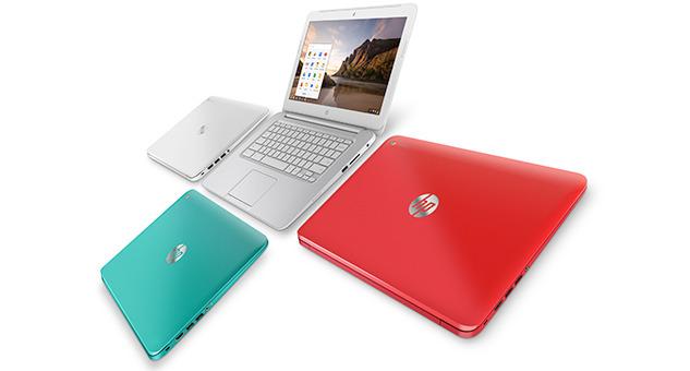 HP의 크롬북 14
