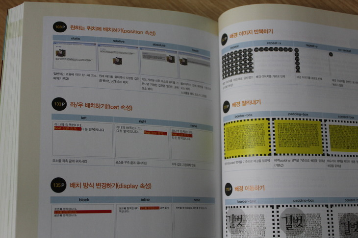 HTML5 CSS3 무작정따라하기 코드미리보기
