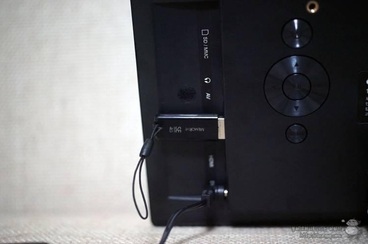 서브모니터, 미니모니터, 디지털액자, pf1040ips, usb