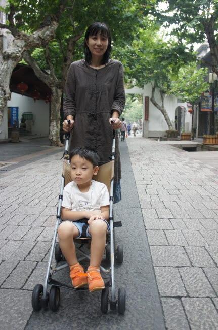 아이와 함께한 2주간 중국여행 - 항주