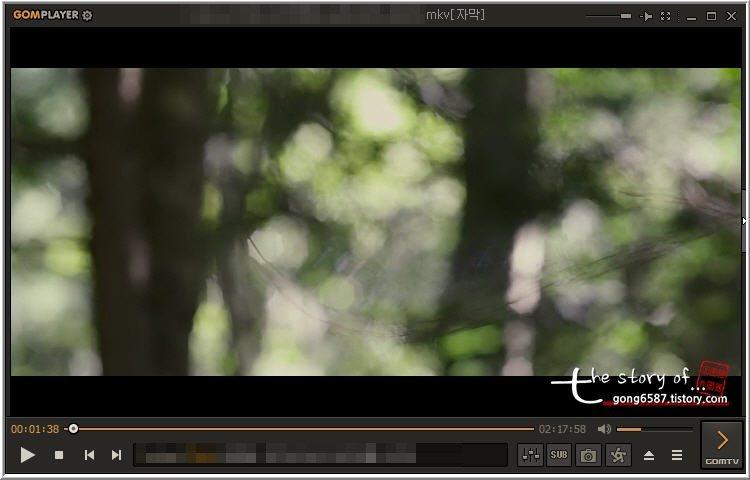 MKV 동영상 재생 오류 확인과 복구 프로그램1