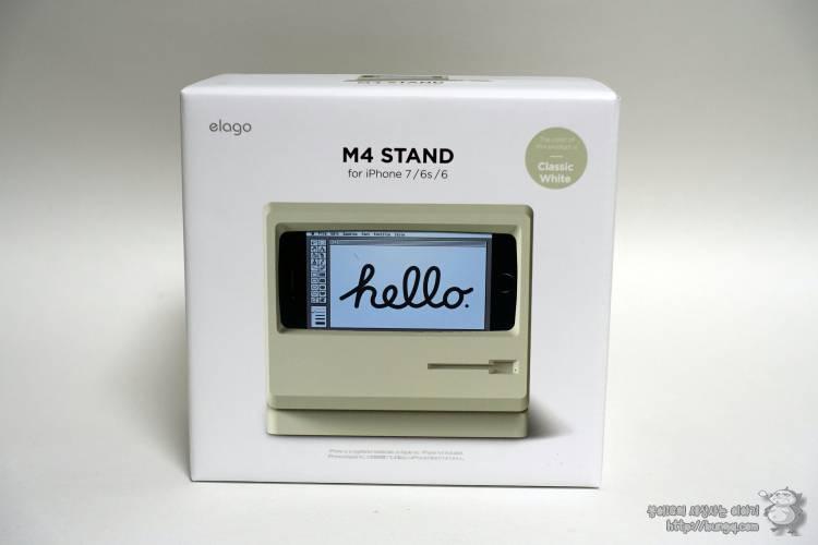 잉여로운 아이폰 스탠드를 원하는가? 엘라고 M3 아이폰 스탠드!