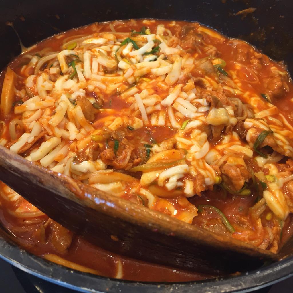 삼청동 도토리 -불떡콩