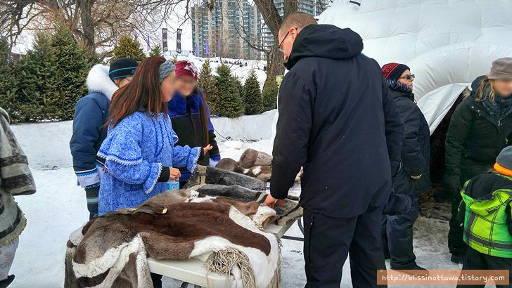 캐나다 원주민 에스키모족