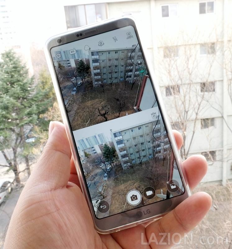 LG G6, 카메라를 보자